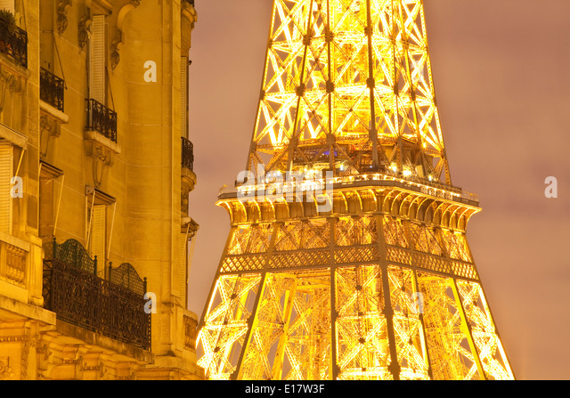 the-eiffel-tower-lit-up-at-night-it-was-