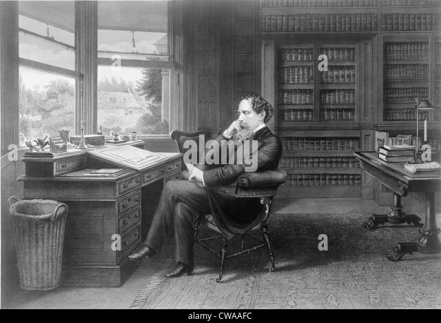 charles-dickens-1812-1870-in-his-study-a