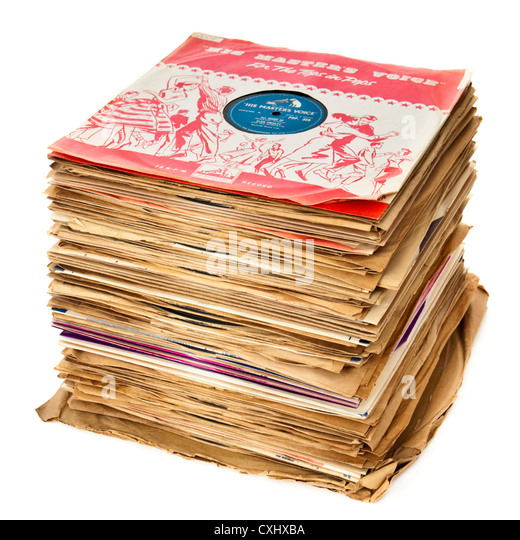 collection-of-vintage-78rpm-records-from