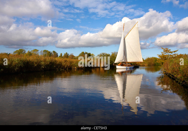 a-traditional-sailing-boat-on-the-norfol
