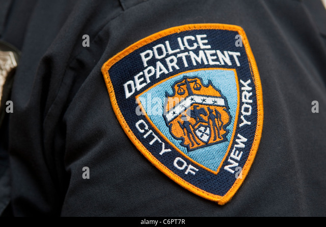 new-york-police-department-badge-is-pict