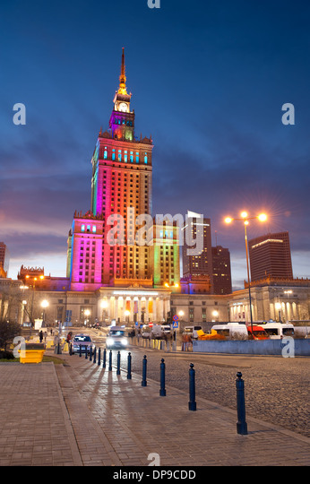rainbow-colors-at-palace-of-culture-and-