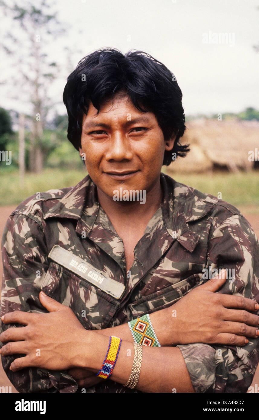 Belleza indígena se apoderó de Brasil | El Sumario