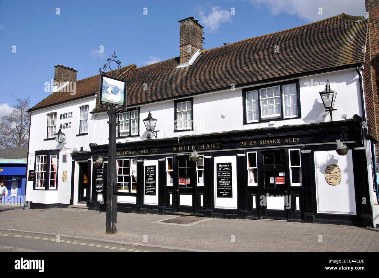 Old Punch Bowl Pub, High Street, Crawley, West Sussex