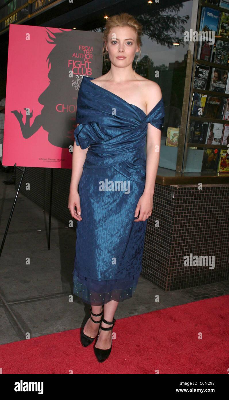 Gillian Jacobs Screening of Choke held at the Sunshine