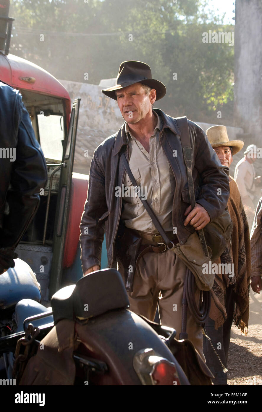 RELEASE DATE: May 22, 2008. MOVIE TITLE: Indiana Jones and ...