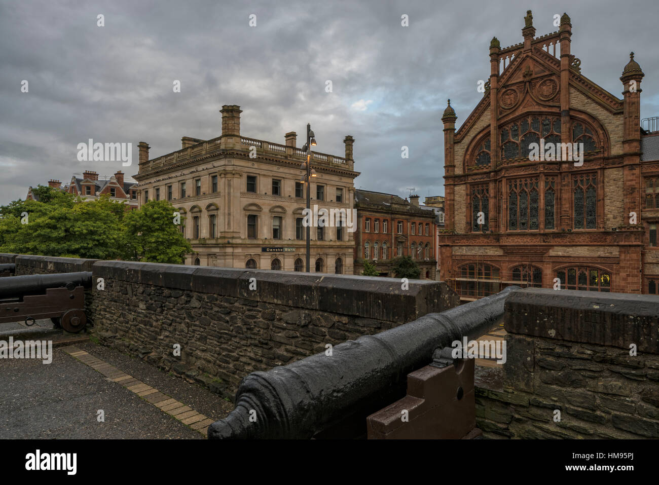 Derry (Londonderry), County Derry (Londonderry), Northern