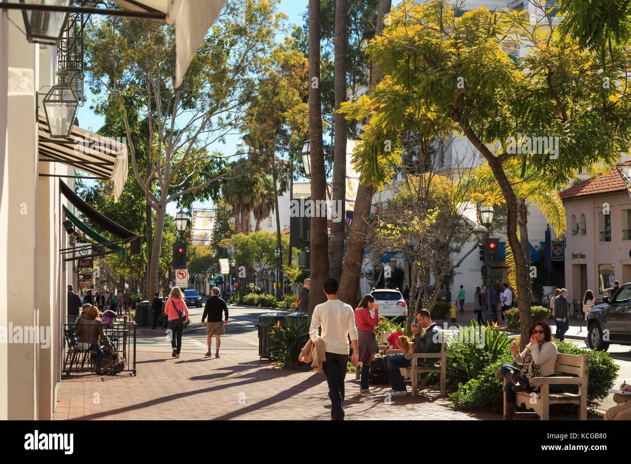 In Santa Barbara, California, United States - photo by