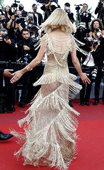 Londres, Reino Unido. 06 sep, 2017. Jennifer Lawrence, madre! - Reino Unido estreno, Leicester Square, Londres, Foto de stock