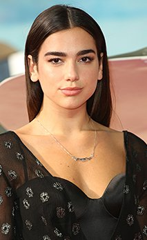 World Premiere of 'Dunkirk' held at the Odeon Leicester Square - Arrivals  Featuring: Dua Lipa Where: London, United Stock Photo