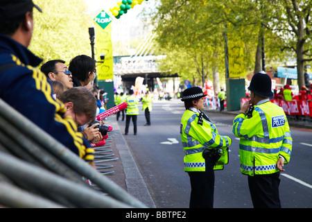 Met police, London Marathon